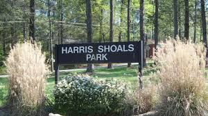 Harris Shoals Park Entrance